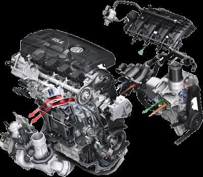volkswagen komple motor fiyatlari