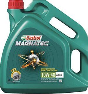 Castrol Magnatec 10W-40 Motor Yağı Dizel Benzinli Araçlar için A3/B4