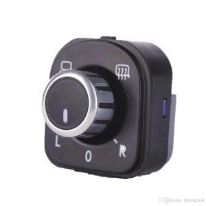 Ayna Ayar Düğmesi ( Katlanır Tip ) 5N0959565 Golf -Passat-Sharan-Tiguan