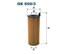 FILTRON Yağ Filtresi 057115561L A4-A6-Touareg-Q7